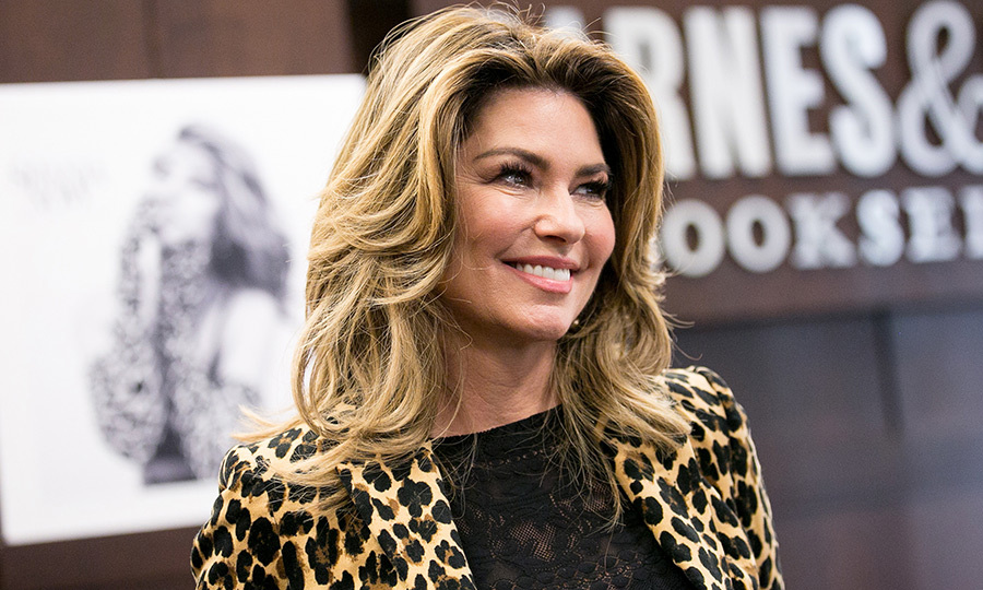 Shania Twain expected to break the charts with new album ...