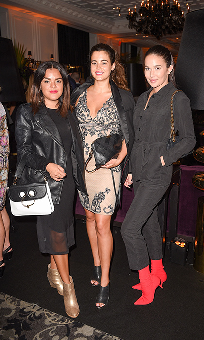 <p>St. Regis Residences Launch</p>