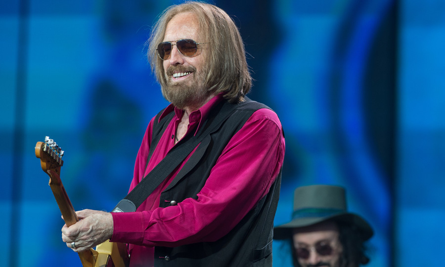 <h4>Tom Petty</h4>