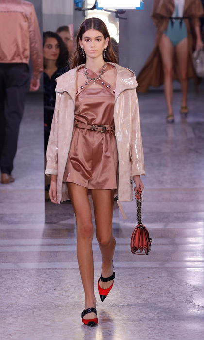 <p>Bottega Veneta<br /><br />Photo: Getty Images</p>