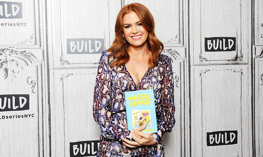 Isla Fisher is equally as hilarious on-screen as she is off! In her first venture into literature, the actress takes child-minding on a wild ride with her children's series <i>Marge in Charge</i>, which follows an untraditional babysitter that causes chaos wherever she goes. 