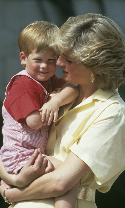 """I can safely say that losing my mum at the age of 12, and therefore shutting down all of my emotions for the last 20 years, has had a quite serious effect on not only my personal life but my work as well,"" said Prince Harry during a candid interview with <em>The Telegraph</em>. 