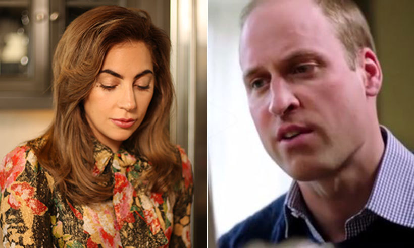 In April 2017, Prince William teamed up with Lady Gaga to spread awareness for mental health. The duo taped an important PSA to encourage more people to have an open conversation about their struggles and to end the stigma around the topic as part of the Heads Together #oktosay campaign. 