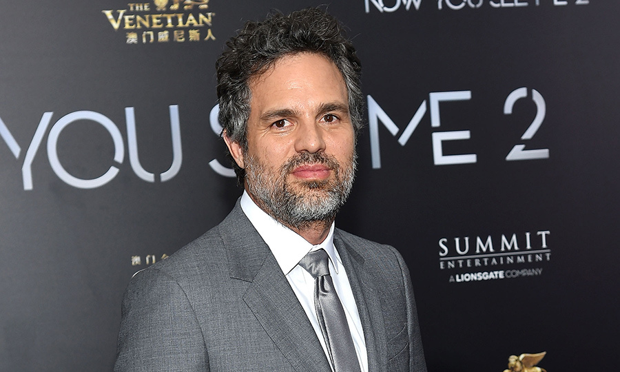 <h4>Mark Ruffalo</h4>