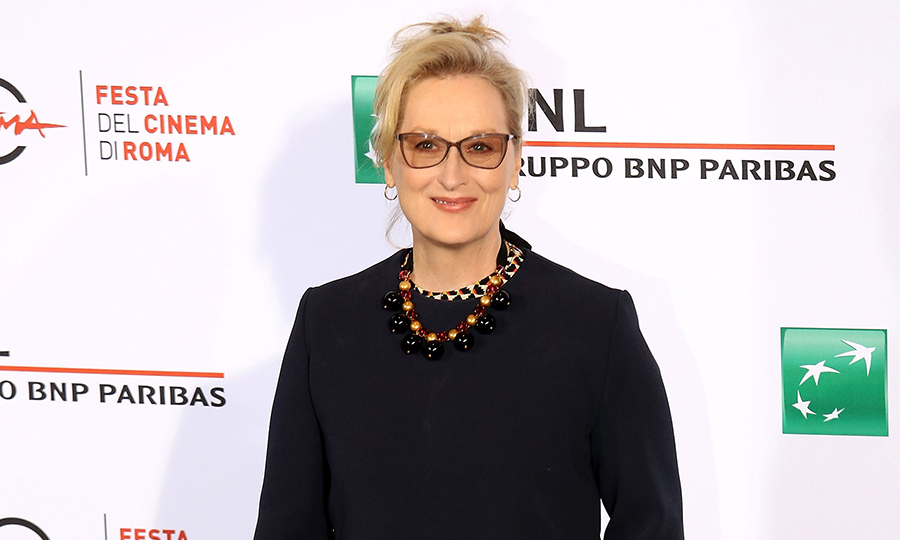 <h4>Meryl Streep</h4>