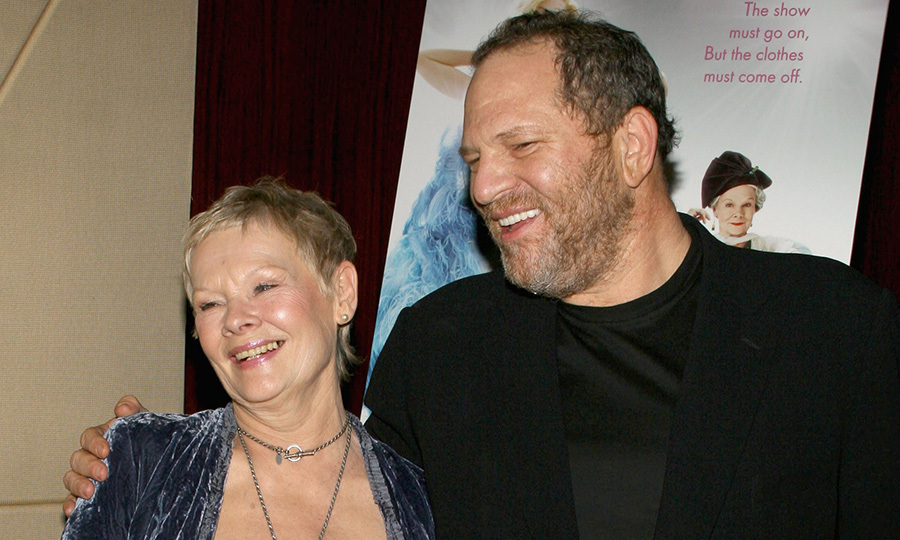 <h4>Judi Dench</h4>