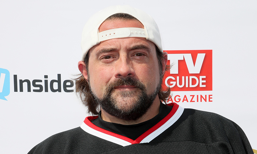 <h4>Kevin Smith (<i>Clerks</i>)</h4>
