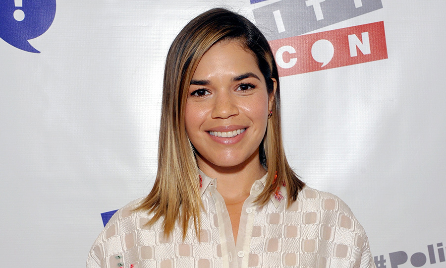 <h4>America Ferrera</h4>