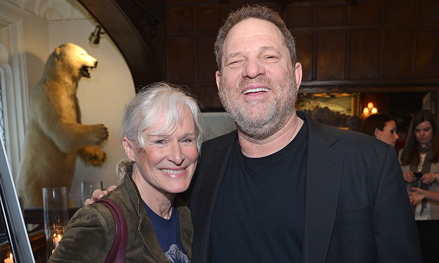 <h4>Glenn Close</h4>