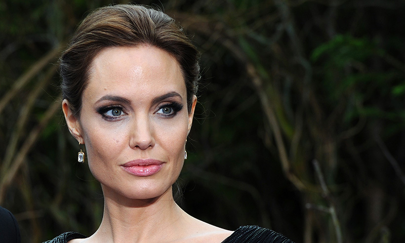 <h4>Angelina Jolie</h4>