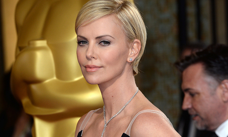 <h4>Charlize Theron</h4>