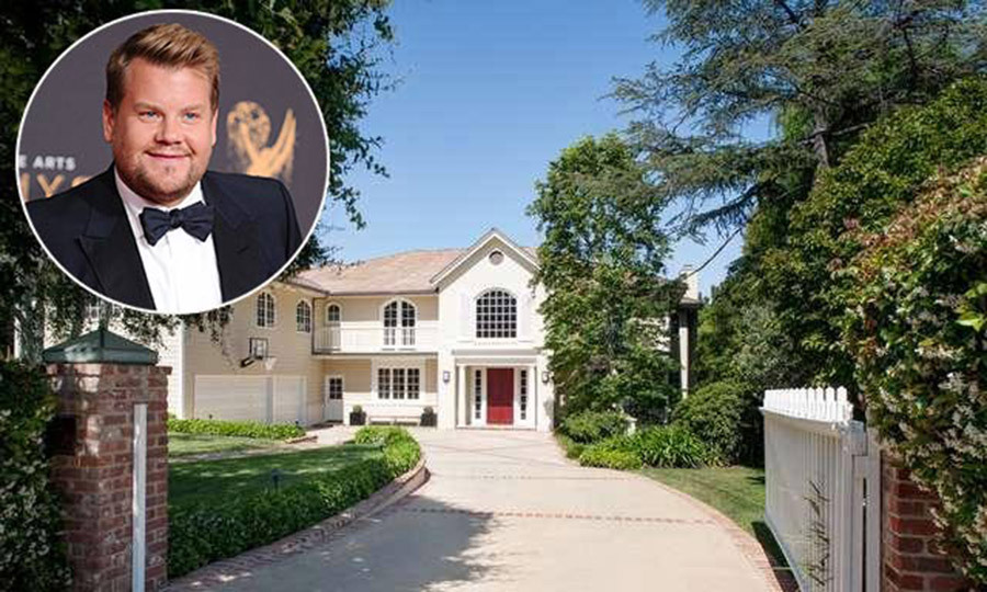 "<p><strong><a href=""/tags/0/james-corden/"">James Corden</a></strong> has come a long way from High Wycombe! <em>The Late, Late Show</em> host is putting down roots in Los Angeles after buying a $10 million mansion in the star-studded Brentwood neighbourhood. The 39-year-old's new investment will offer plenty of space for James' growing family; the presenter and his wife Julia are parents to son Max, five, and daughter Carey, two, and are expecting their third child around Christmas.</p>