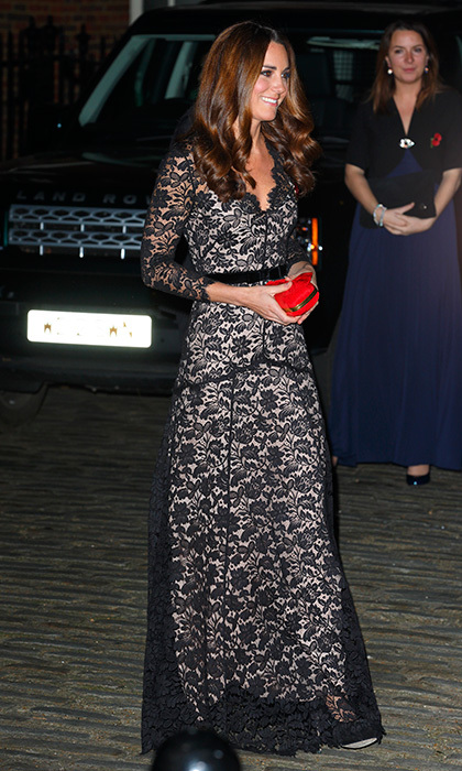 <p>Rebecca Deacon was always a few steps behind the Duchess of Cambridge at official engagements.</p>