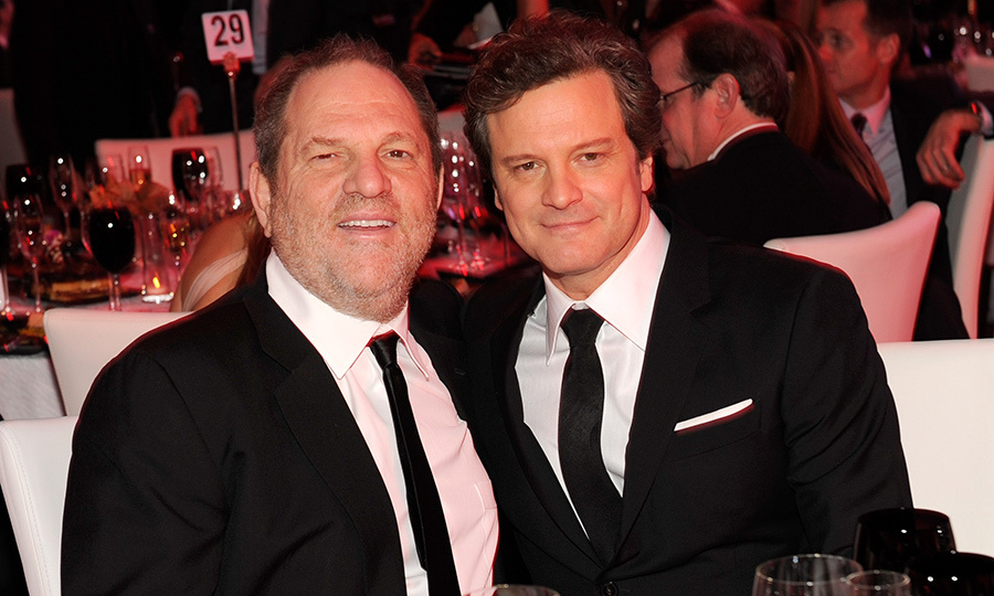 """It's with a feeling of nausea that I read what was going on while I was benefiting from Harvey Weinstein's support. He was a powerful and frightening man to stand up to. It must have been terrifying for these women to step up and call him out. And horrifying to be subjected to that kind of harassment. I applaud their courage. By coming forward they've provided a jolting wake up throughout our industry. I hope it's going to be a help to others, both in our own industry and elsewhere."" (via <a href=""https://www.theguardian.com/film/2017/oct/10/colin-firth-harvey-weinstein-kings-speech-sexual-harassment-claims""><i>The Guardian</i></a>)