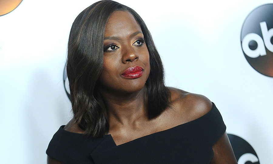 <h4>Viola Davis</h4>