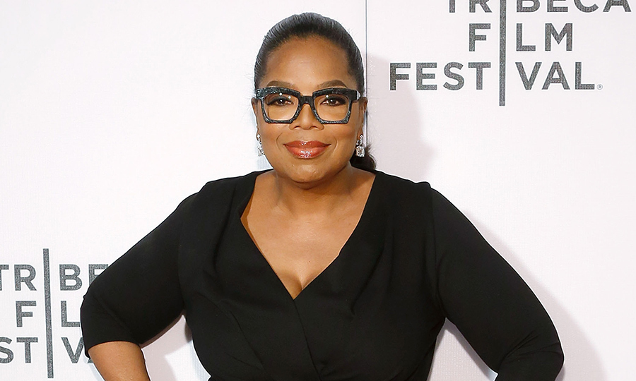 <h4>Oprah Winfrey</h4>