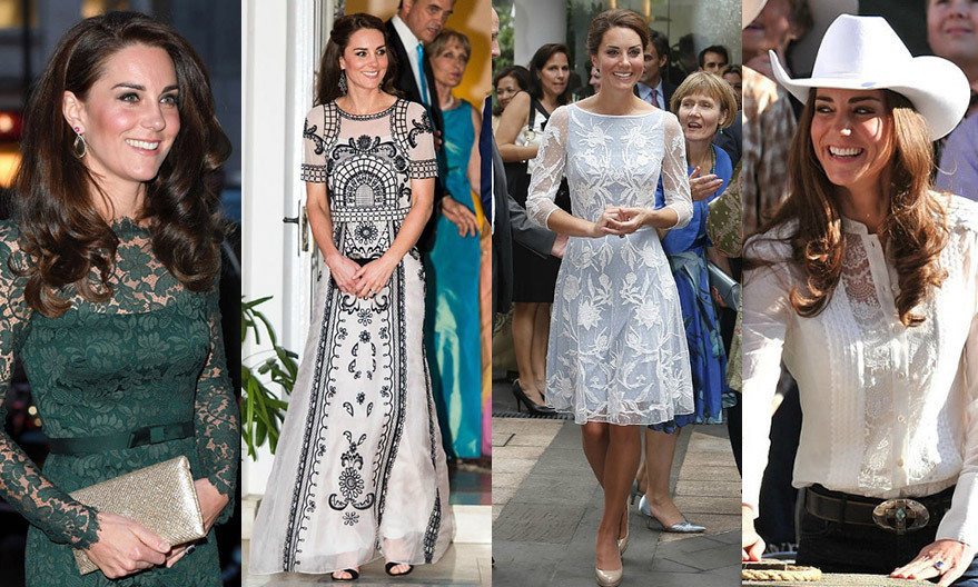 "<p>The Duchess of Cambridge has a handful of designer favourites she often goes to for her royal outings. One in particular is Temperley London whether it be for a more casual look or an elegant night on the town. ""<a href=""/tags/0/kate-middleton/""><strong>Kate</strong></a> does wear our clothes a lot, but it's not planned. You don't know if she is going to wear something until the photographs appear,"" designer Alice Temperley told HELLO! Fashion Monthly. Still, it's clear that Temperley London is one of the royal's go-to – so here's our gallery of all the times Duchess Kate has worn the label. <br /><br />Photos: Getty Images</p>"