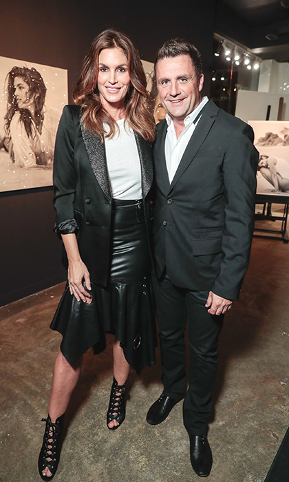 <p>Marco Glaviano Exhibit at Izzy Gallery</p>
