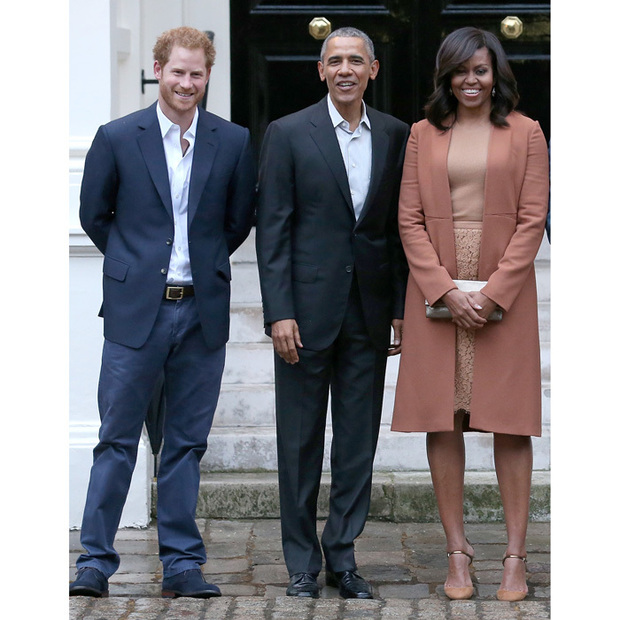 Prince Harry To Attend The Inaugural Obama Foundation