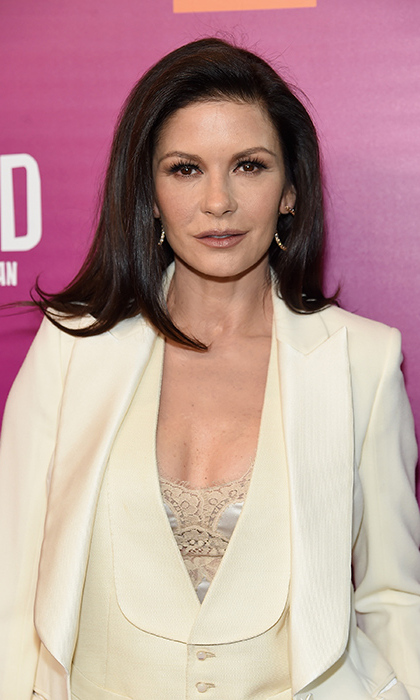 <h4>Catherine Zeta-Jones</h4>