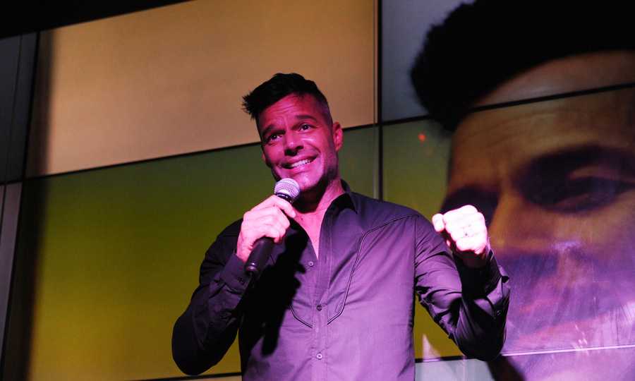 <p>Ricky Martin celebrated his cover of Ocean Drive magazine with a special party at WALL in South Beach. The singer, who was accompanied by his fiancé Jwan Yosef to the event, used the party to raise funds for hurricane victims in Puerto Rico. Ahead of the celebration, Ricky and his fiancé delivered over 150,000 pounds of relief to Puerto Rico.<br /><br />Photo: WorldRedEye</p>