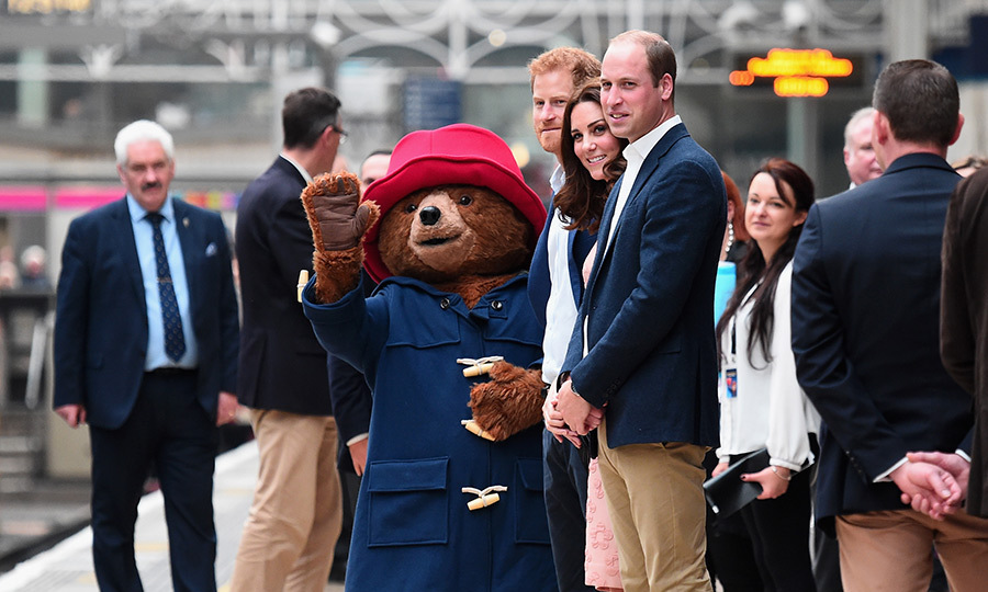 Photos: Kate Middleton, Prince William and Prince Harry ...