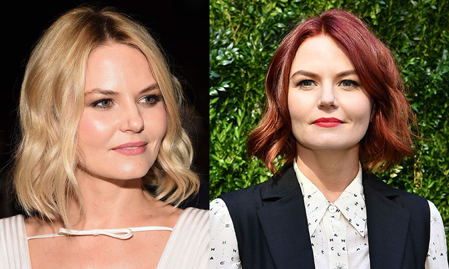 <p>Actress and producer Jennifer Morrison gave her cute bob a style overhaul to welcome the new season! The 38-year-old went from chic ice blond to a sophisticated deep red for a dramatic new look.</p>