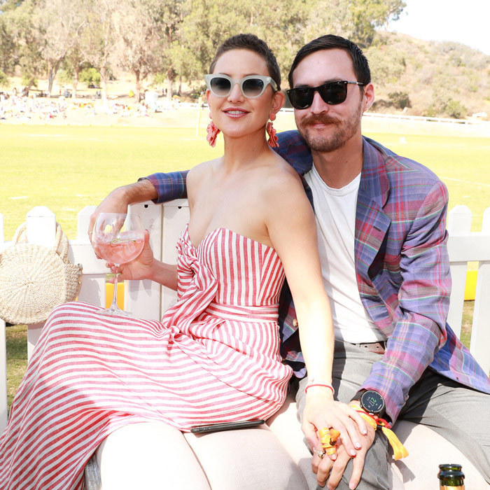 <p>Kate Hudson, who has been rocking her short haircut, and her boyfriend Danny Fujikawa enjoyed a daytime date at the eighth annual Veuve Clicquot Polo Classic held at the Will Rogers State Historic Park in Pacific Palisades, California.