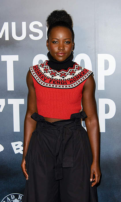 <h4>Lupita Nyong'o</h4>
