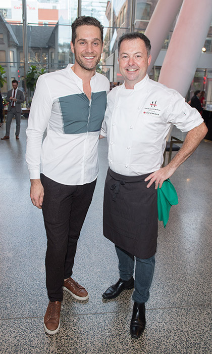 <p>Canada's Best New Restaurants Gala</p>