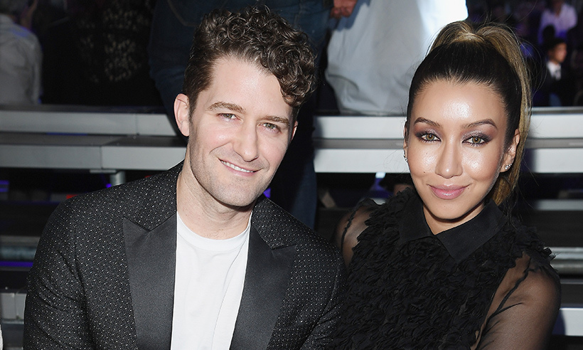 <h2>Matthew Morrison and Renee Puente</h2>