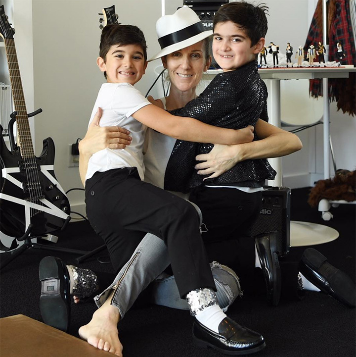 Happy Birthday Nelson and Eddy! Celine Dion's twins turned seven on Oct 23 and their proud mom took to social media to send her love. 