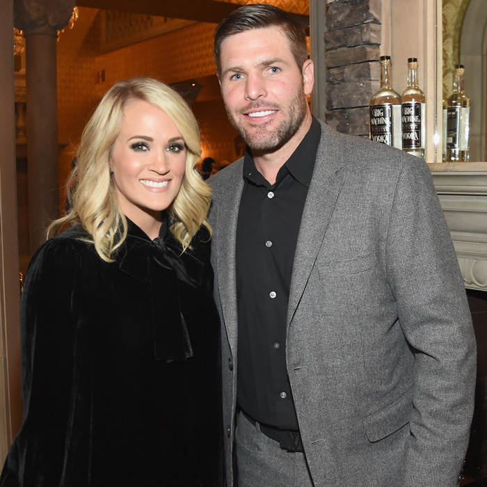 Carrie Underwood and Mike Fisher enjoyed a date night as hockey season gets underway at Nashville Shines for Haiti party benefiting Sean Penn's J/P Haitian Relief Organization. 