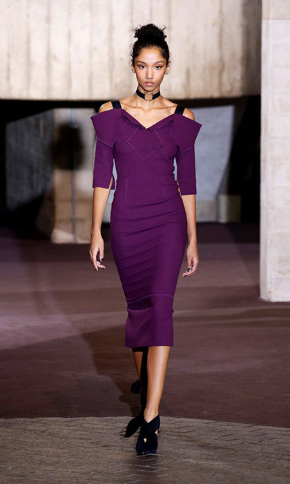 <h4>Roland Mouret (F/W 2017)</h4>