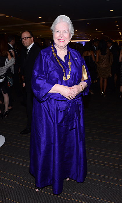 <h4>St. Michael's Hospital Foundation Angel Ball</h4><p>Elizabeth Dowdeswell