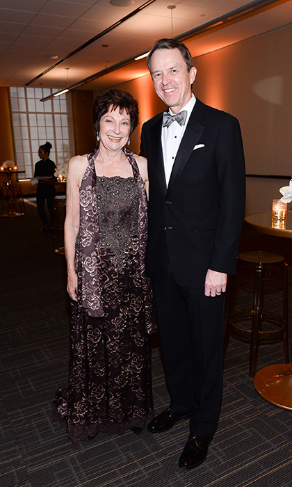 <h4>St. Michael's Hospital Foundation Angel Ball</h4><p>Alayne Metrick and Frank Techar