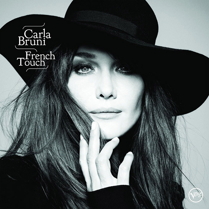 Carla Bruni Opens Up About Her New Album And Happy