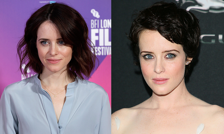<p>Claire Foy of <i>The Crown</i> showed off her dramatic chop at the 2017 AMD British Academy Britannia Awards on Oct 27! The British actress looked completely different, in the chicest of ways.</p>