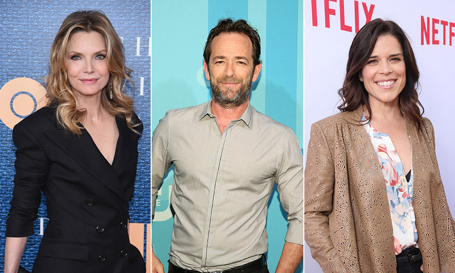 Some of your favourite stars from the '80s and '90s are back and stealing the spotlight once again. From Luke Perry in <em>Riverdale</em> to Neve Campbell in <em>House of Cards</em>, these stars are serving up more than just a dose of nostalgia...