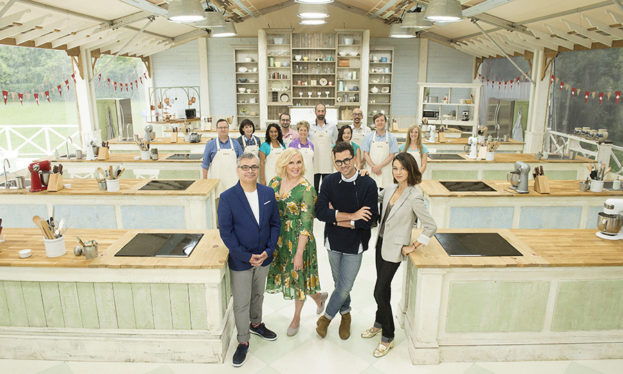 <p>Ready. Set. BAKE! This fall, Britain's favourite food competition series, <em>The Great British Bake Off</em> crosses the pond for the very first season of <em>The Great Canadian Baking Show</em> (season premiere Nov. 1, CBC). 