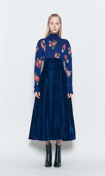 <h4>Emilia Wickstead (Pre-Fall 2017)</h4>