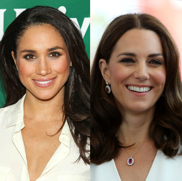 Meghan Markle And Kate S Wedding Dress Style Compared By Ben De Lisi Hello Ca