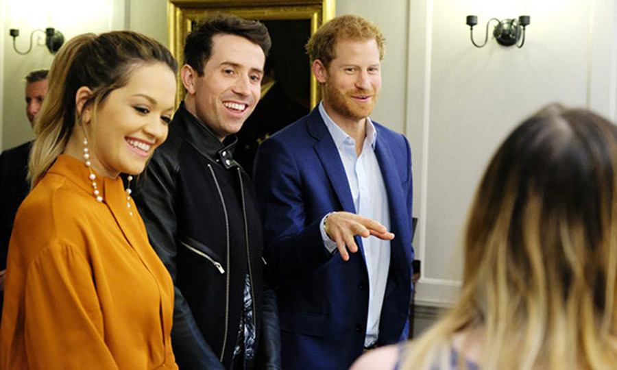 "<p>""I loved it. I loved meeting Prince Harry and Prince William,"" Rita told HOLA! USA on November 2 at the annual Samsung Charity Gala in New York City. ""It was the first time that I met the royal family. So I was kind of like nervous.""</p> 