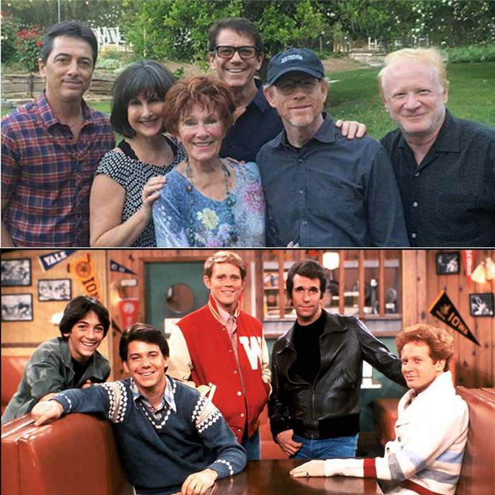 <h3>Happy Days</h3>