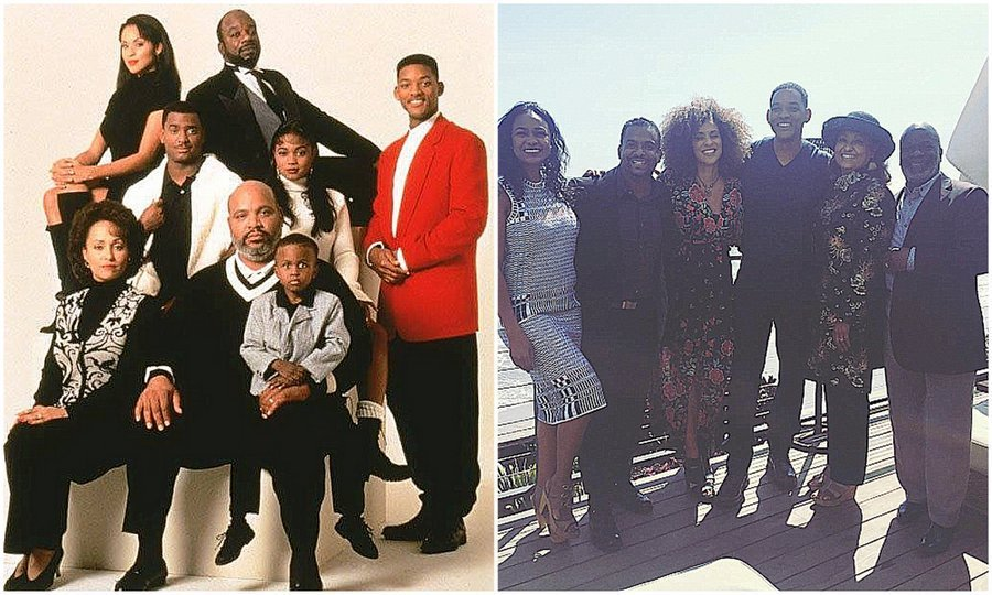 <h3>The Fresh Prince of Bel-Air</h3>