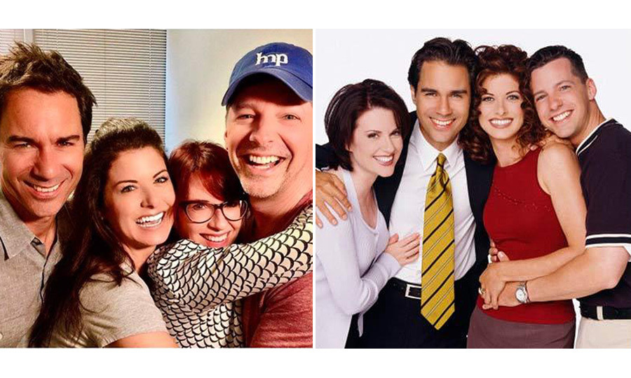 <h3>Will & Grace</h3>