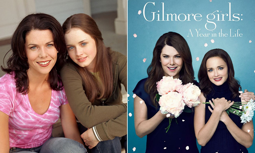 <h3>Gilmore Girls</h3>
