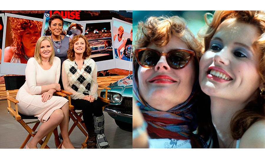 <h3>Thelma and Louise</h3>