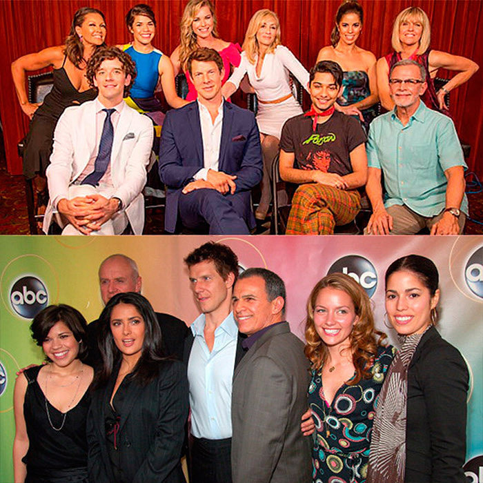 9 Cast Reunions Then And Now: Cast Reunions: Your Favourite Stars Then And Now