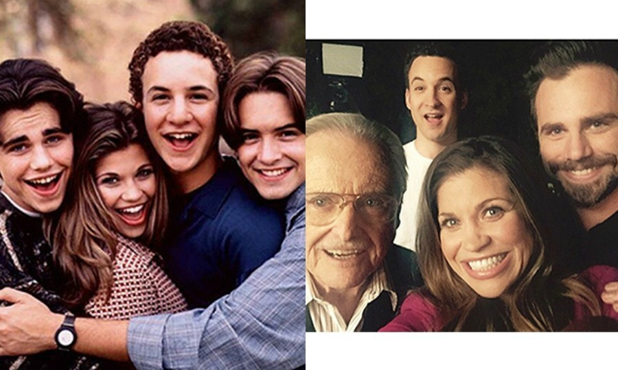 <h3>Boy Meets World</h3>